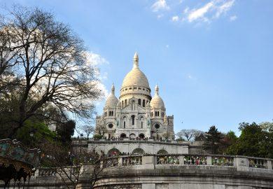 A Colina de Montmartre e a Praça da Bastilha