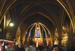 A maravilhosa Sainte Chapelle e a Conciergerie
