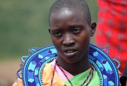 A aldeia Masai