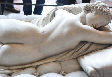 Esculturas do Museu do Louvre