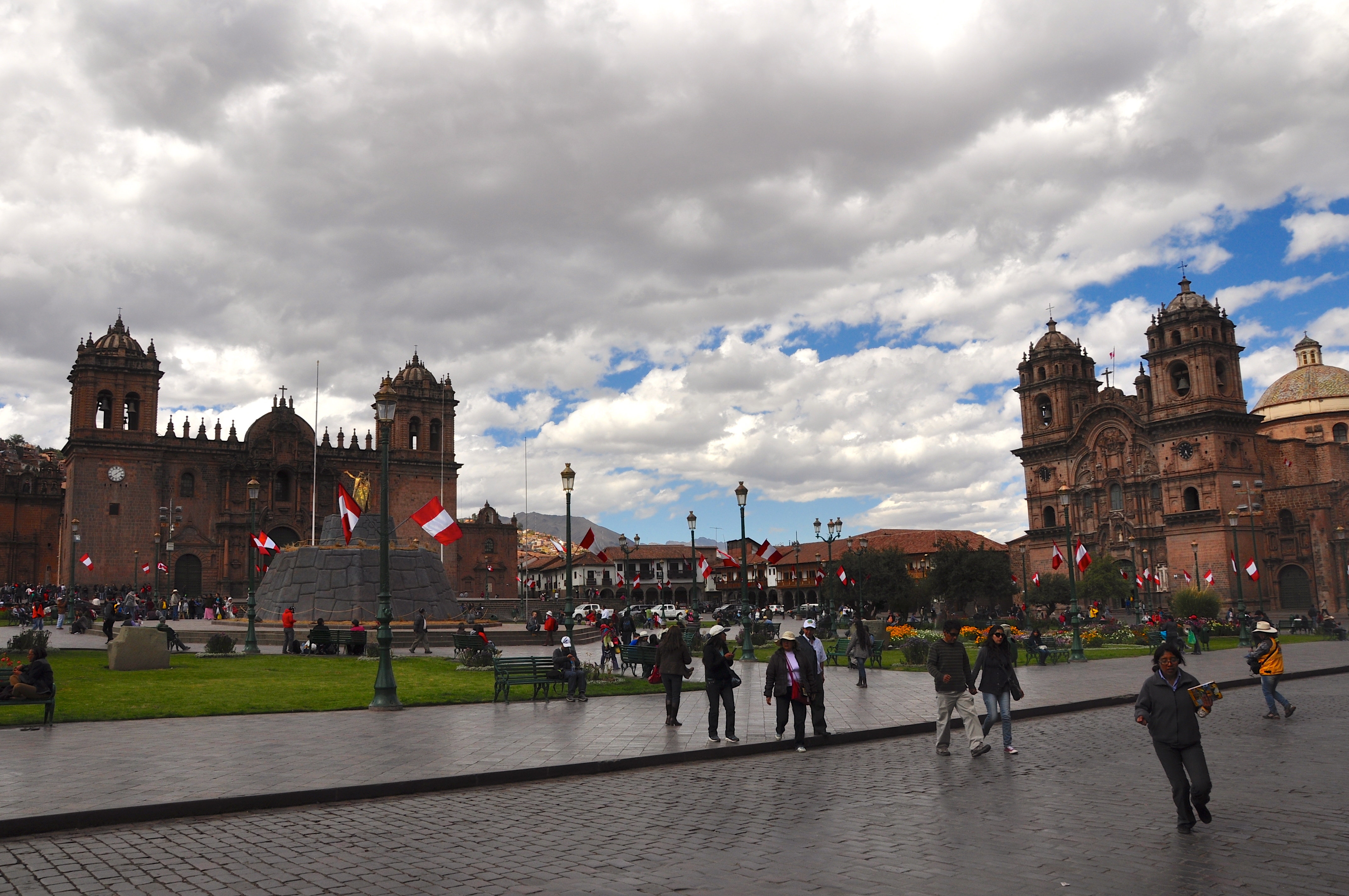 Cusco, a capital do Império Inca