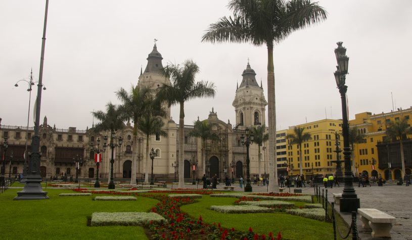 Lima, a cidade de Pizarro