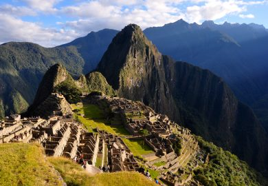 """Machu Picchu, """"A Cidade Perdida dos Incas"""""""