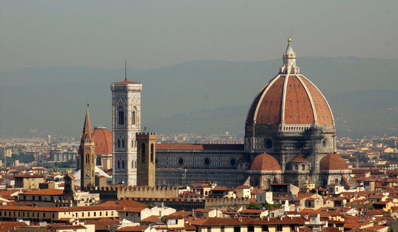 Florença, a cidade dos Medici