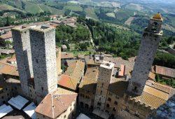 San Gimignano, uma volta à Idade Média