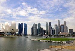 Singapura, chegando ao Extremo Oriente