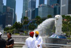 Singapura, uma terra de vários povos