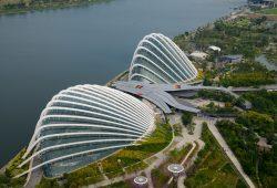 Gardens by The Bay, o Jardim Botânico de Singapura