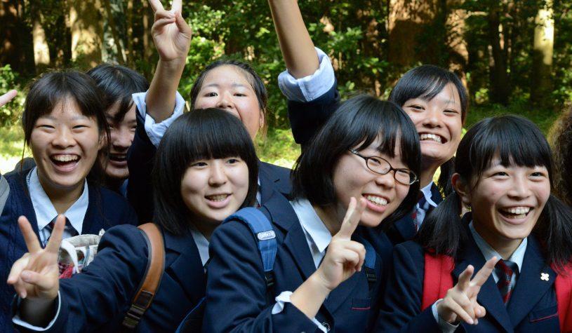 Chegando ao Japão, a Terra do Sol Nascente