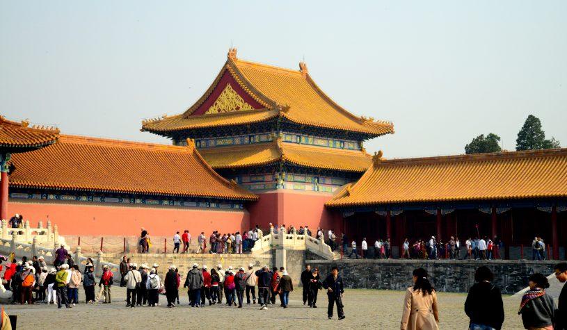 A Cidade Proibida de Pequim