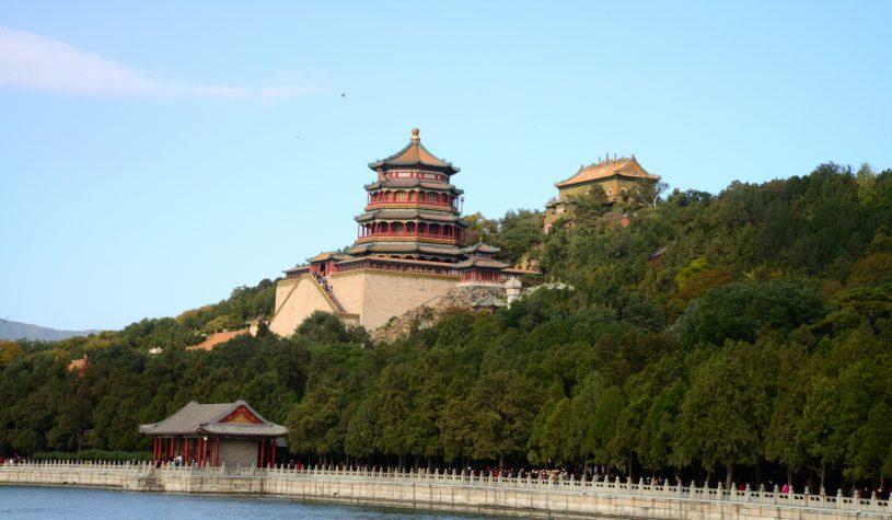 O Palácio de Verão da Imperatriz Cixi