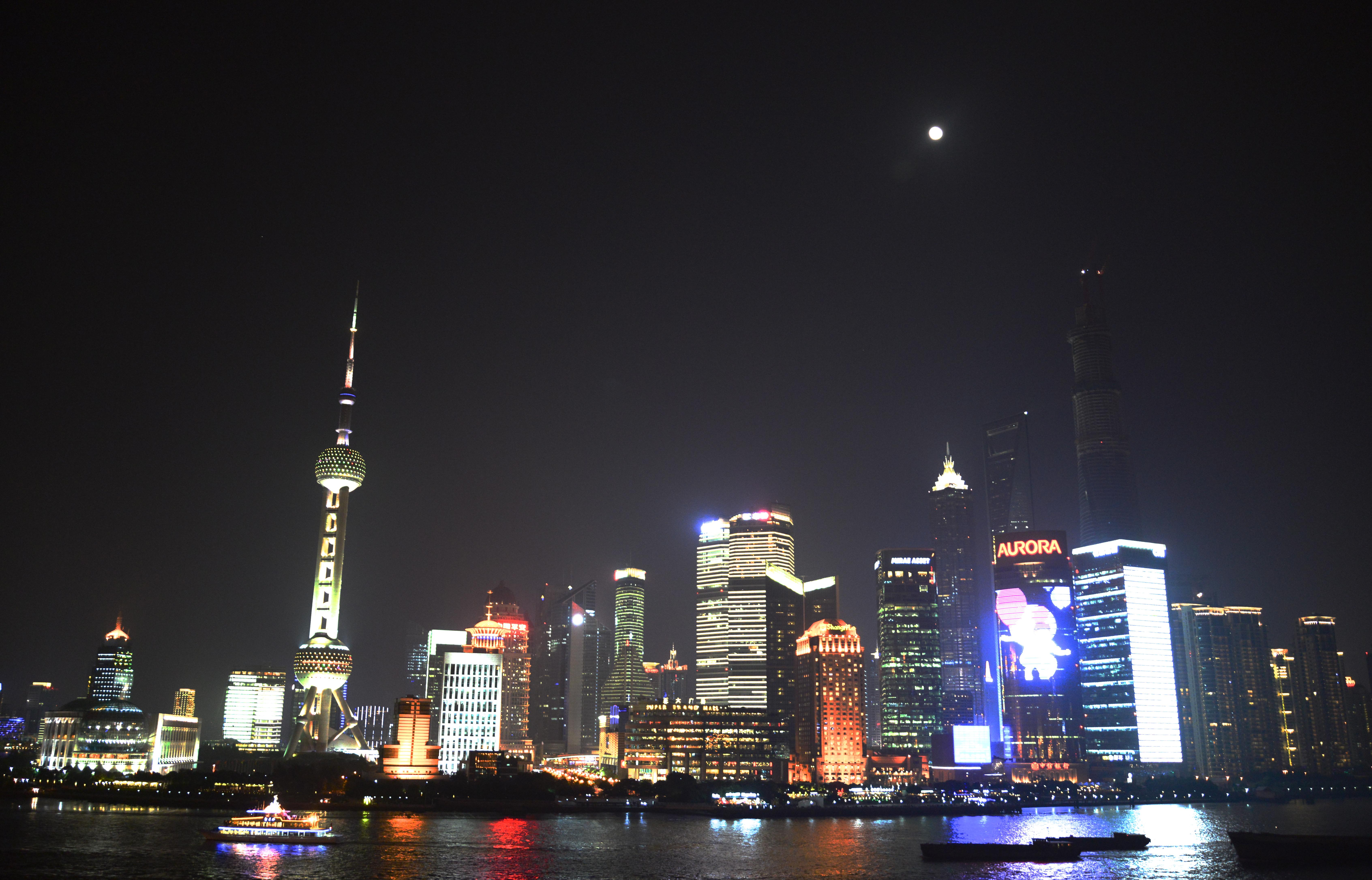 Xangai, a Pérola do Oriente