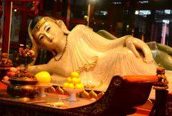 O Templo do Buda de Jade e o Jardim de Yu Yuan de Xangai