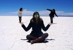 Salar de Uyuni: O Maior Deserto de Sal do Mundo – por Maíra Nery