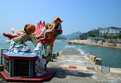Hong Kong, a identidade com o mar