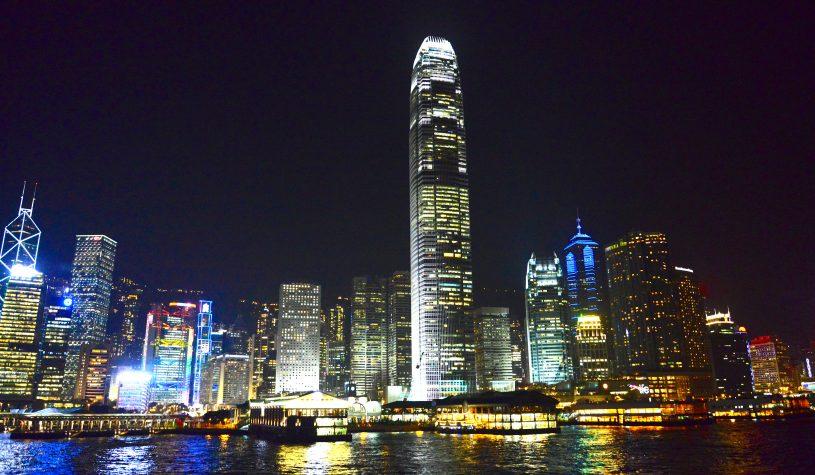 Hong Kong, uma cidade inglesa na China