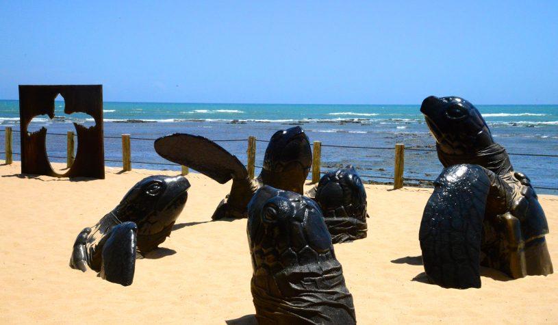 Praia do Forte, um charme de lugar