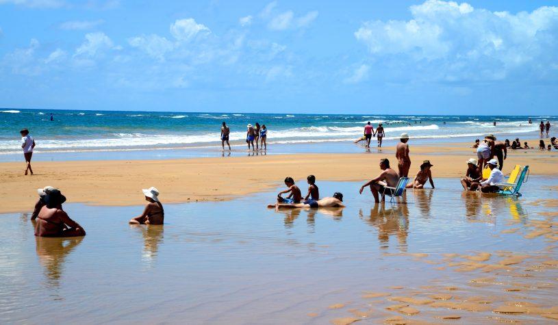 Guarajuba, o Paraíso é aqui