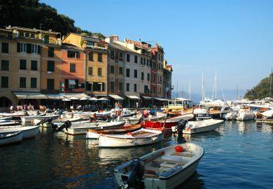 Portofino, um dos lugares mais exclusivos do mundo