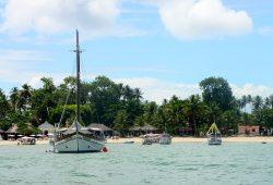 Garapuá, um paraíso intocado no litoral da Bahia