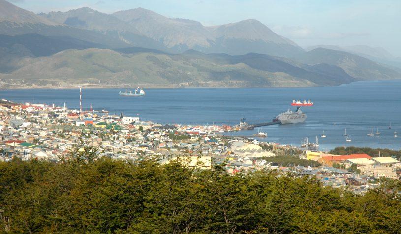 Ushuaia, a cidade do fim do mundo