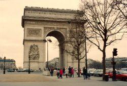 Começando a conhecer Paris