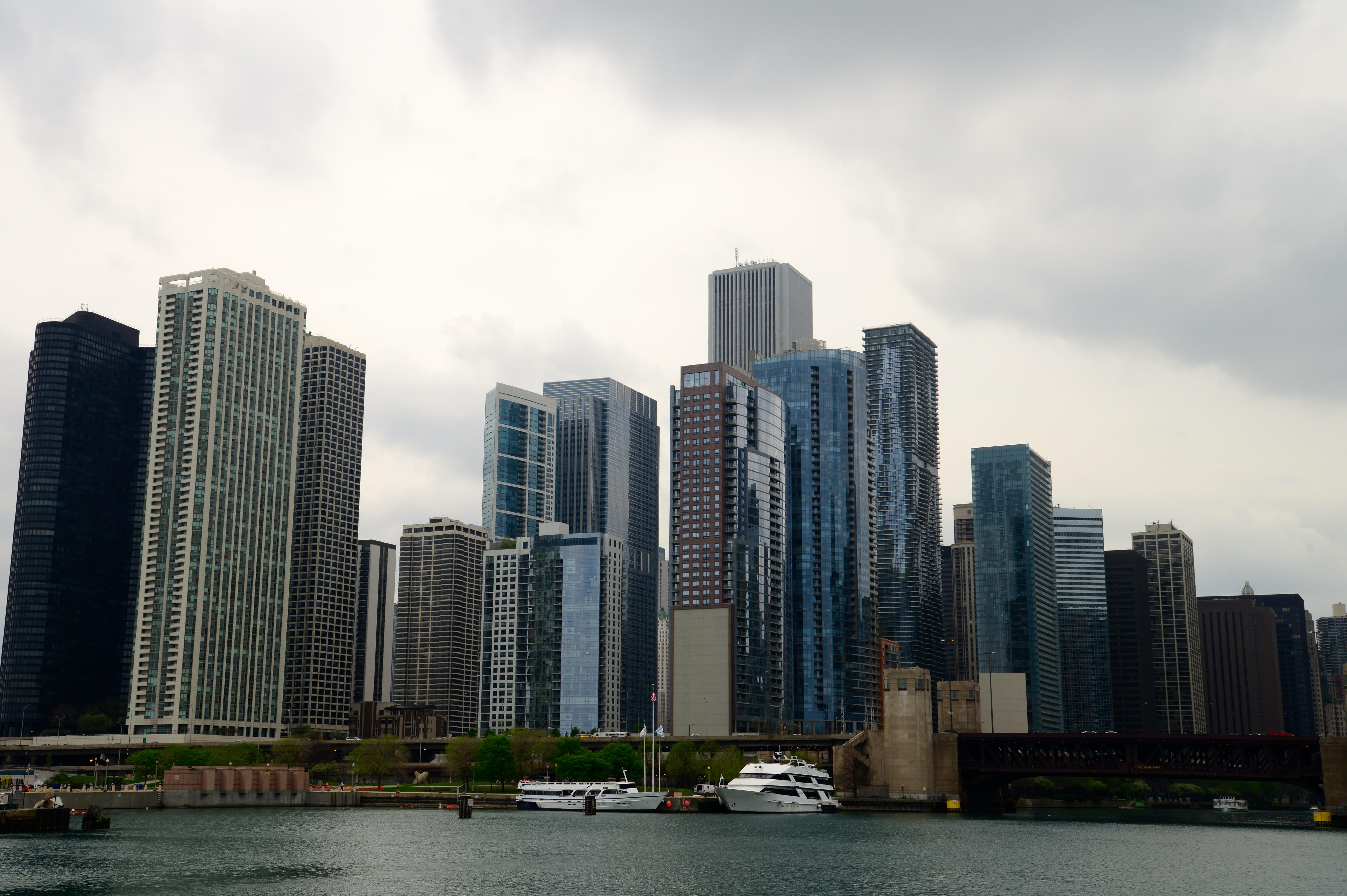 As primeiras informações sobre Chicago