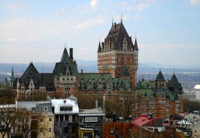 A Aute-Ville da Cidade de Quebec
