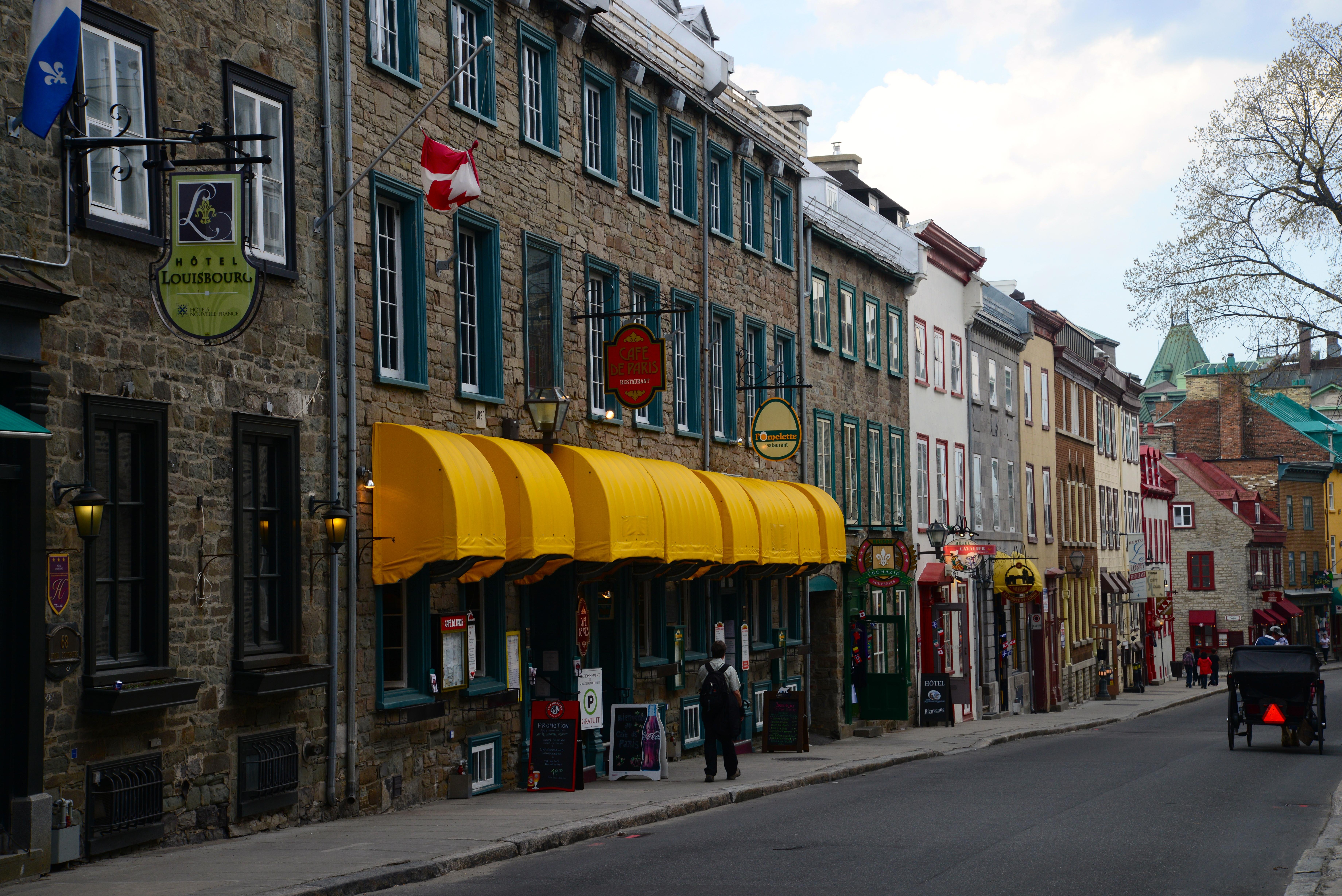 Quebec, a cidade mais francesa das Américas