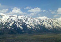 O Parque Nacional do Grand Teton