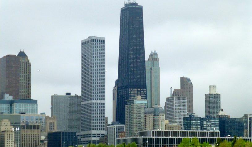 Os arranha-céus de Chicago