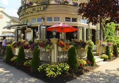 "Niagara on the Lake, a cidade do ""Icewine"""