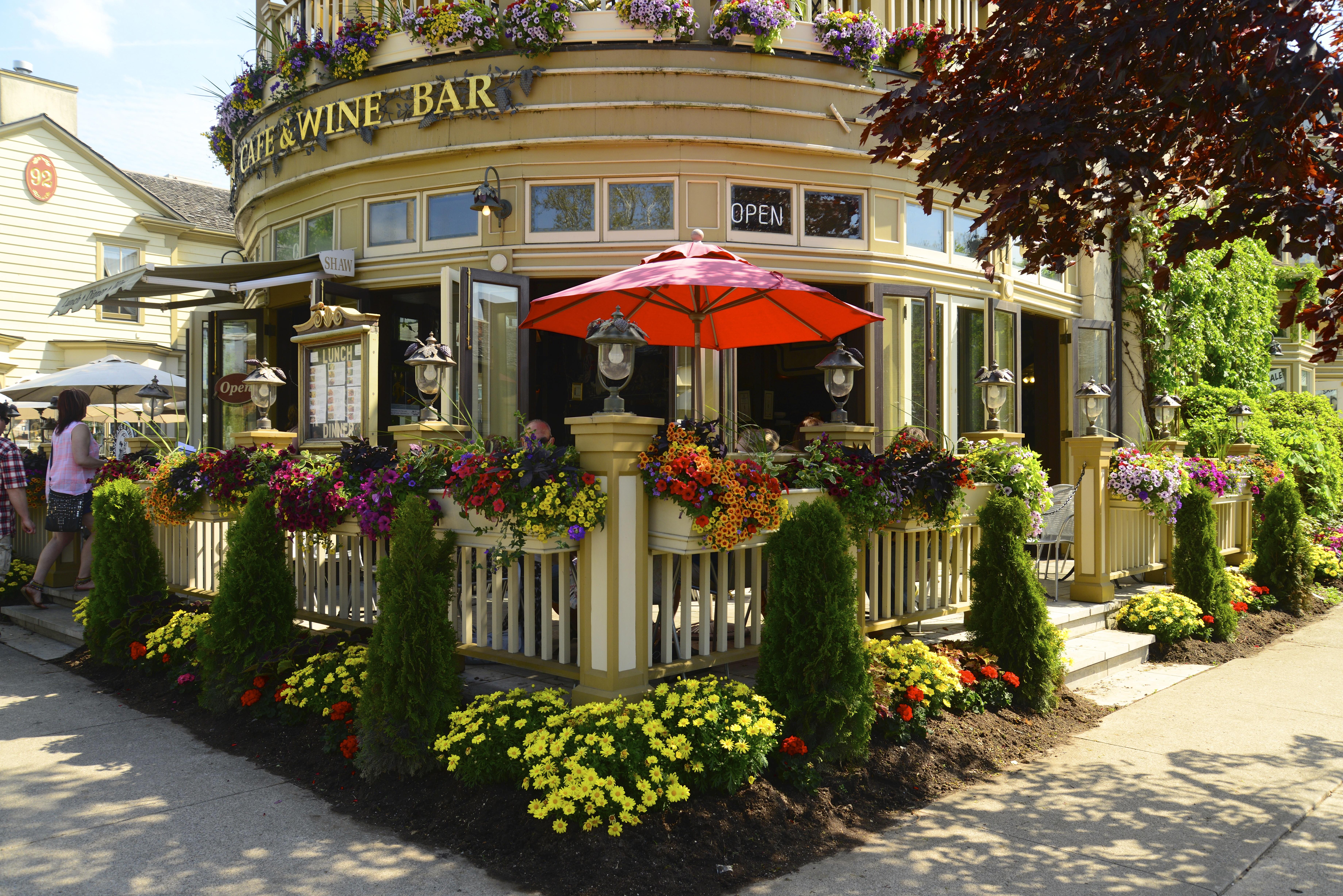 """Niagara on the Lake, a cidade do """"Icewine"""""""