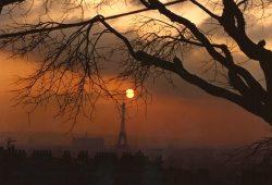 Encontrando amigos em Paris
