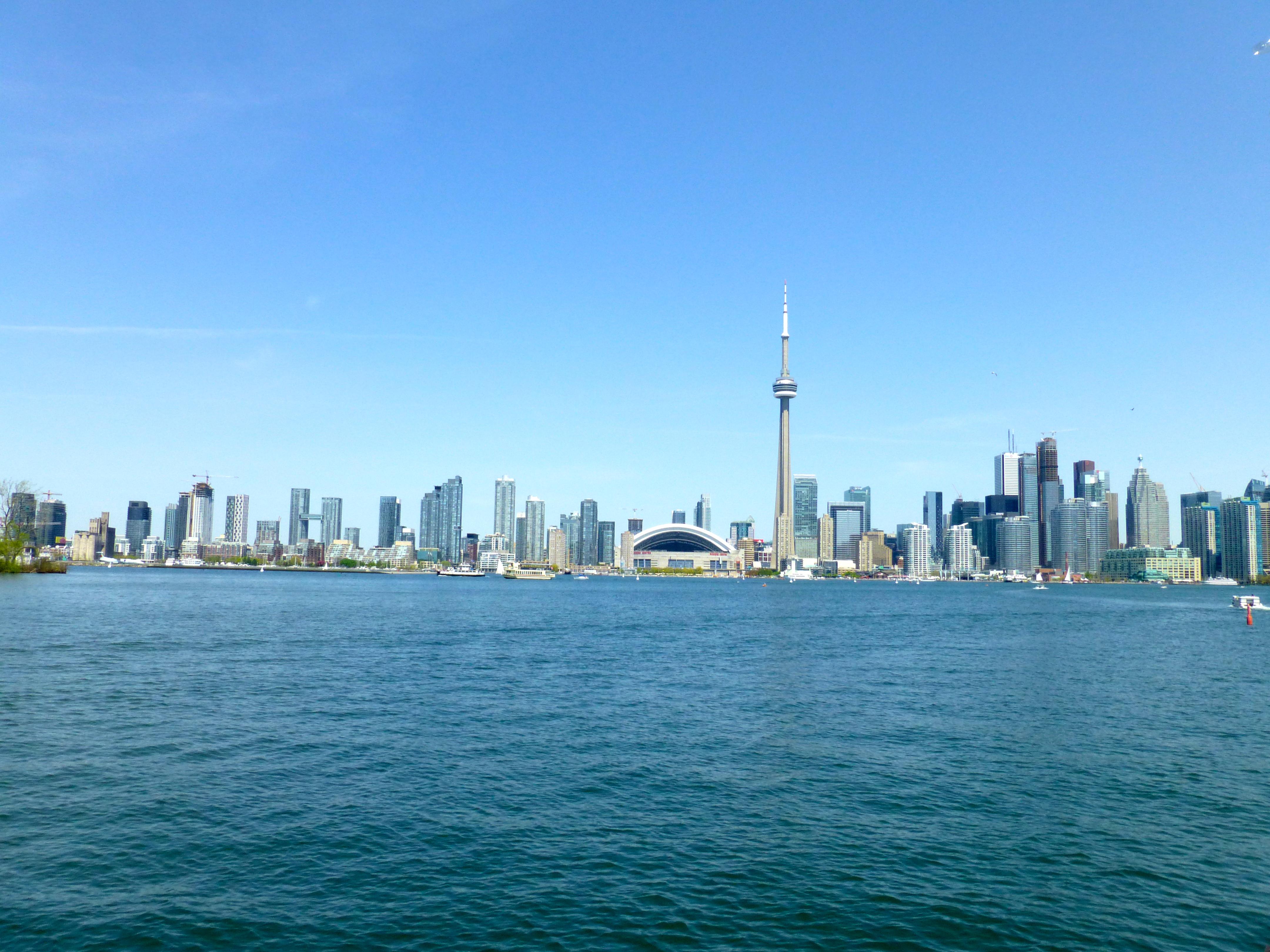 Toronto, a grande metrópole do Canadá
