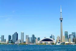 Algumas atrações de Toronto