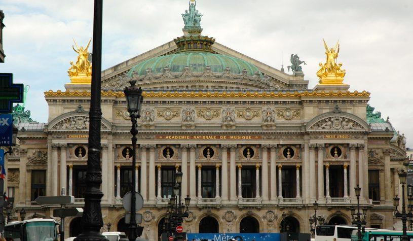Place Vendome, Ópera Garnier e a Gallerie Lafayette