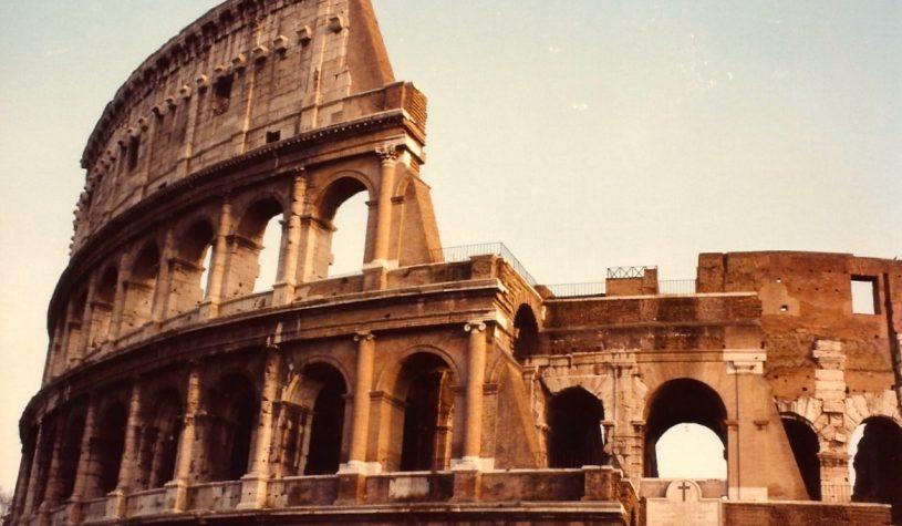 O Coliseu de Roma