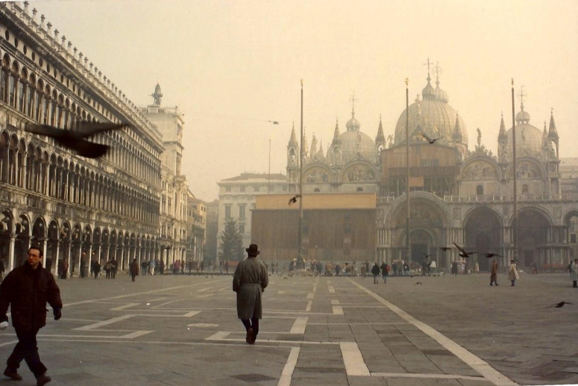 Um giro por Veneza