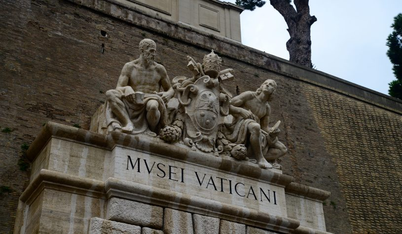 O Museu do Vaticano