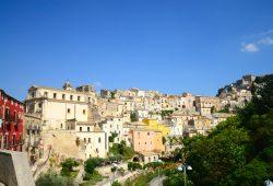 Ragusa, a capital do barroco siciliano