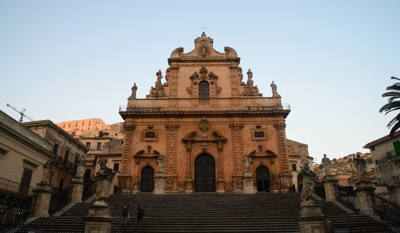 Modica, o segundo vértice do barroco siciliano