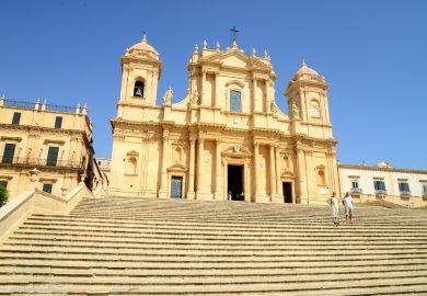 Noto, a joia do barroco siciliano