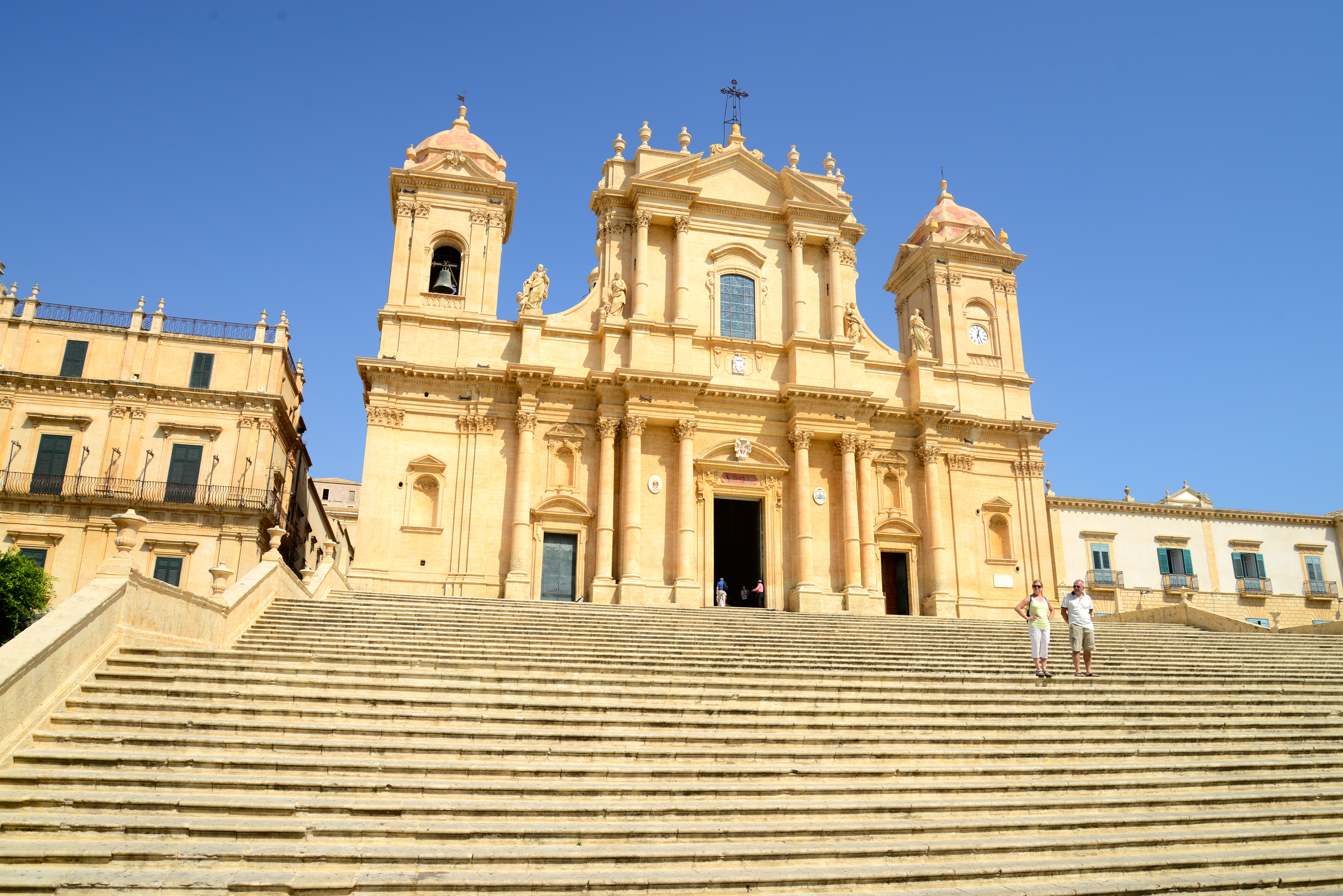 Noto, a joia do barroco siciliano