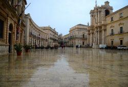 Siracusa, a mais bela cidade da Grécia antiga, na Itália
