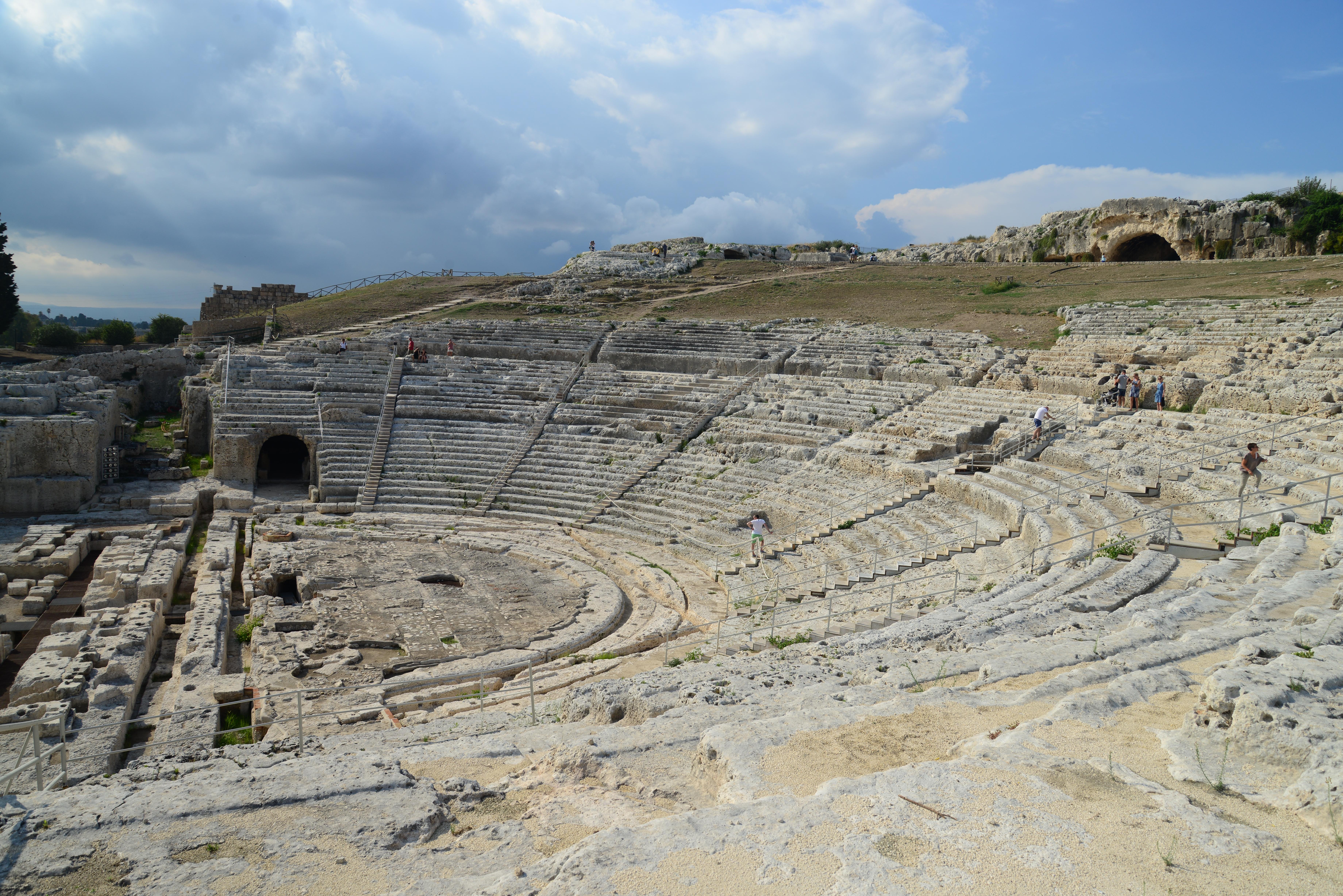 Siracusa, a terra de Dionísio e Arquimedes