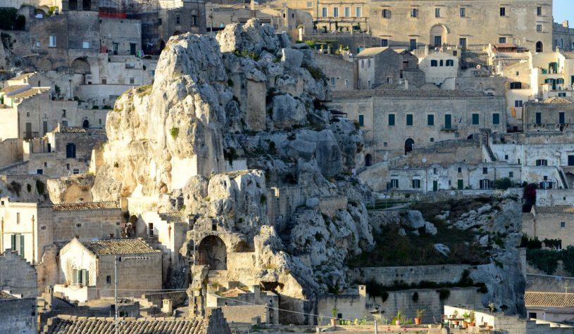 Matera, o tesouro perdido da Basilicata