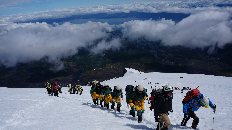 Subida ao vulcão Villarrica – por Maíra Nery