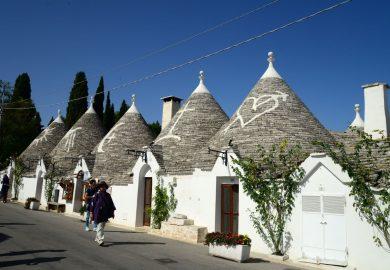 Alberobello, a cidade das casas Trulli
