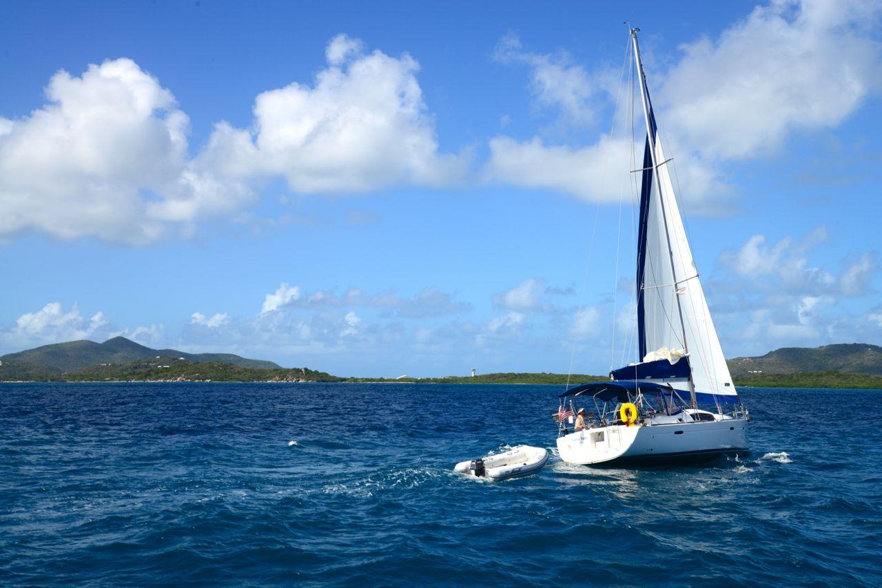 A geografia das Antilhas